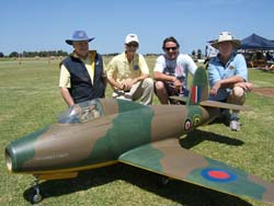 Gloster E28 Whittle