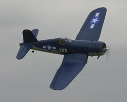 Peter Easdown's F4U Corsair