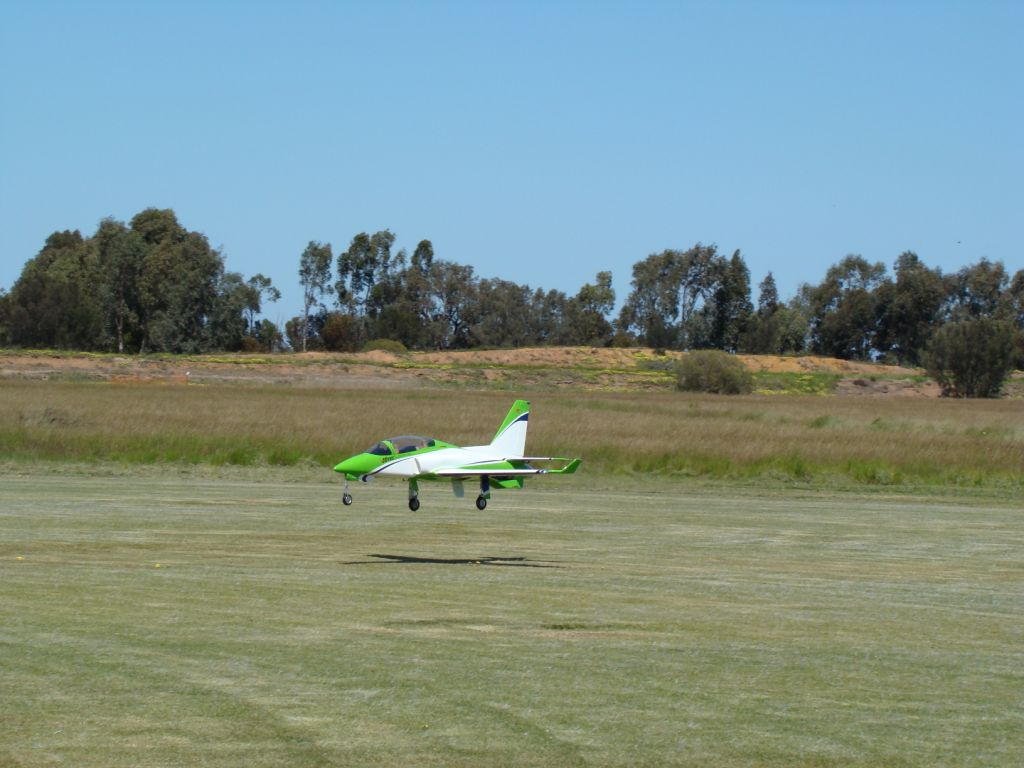 Murray Tingey's beatiful Viper on the 19th September Jet Rally  (Click on picture to see a beautiful Video of the day)