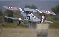 Peter White's Nieuport